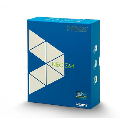 مینی پی سی Minix Neo Z64 - Win 10 Mini PC
