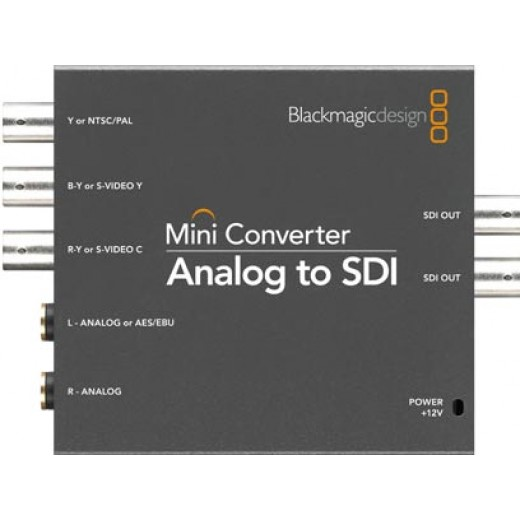 کانورتور بلک مجیک Blackmagic Design Mini Converter Analog to SDI