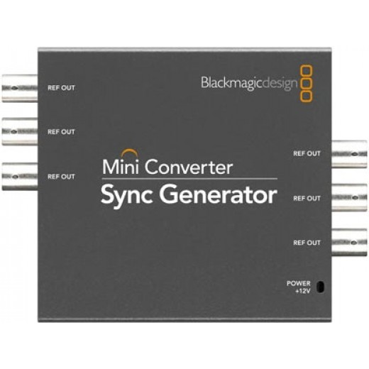 کانورتور بلک مجیک Blackmagic Design Mini Converter Sync Generator