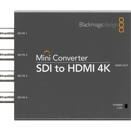 کانورتور بلک مجیک Blackmagic Design Mini Converter SDI to HDMI 4K