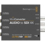 کانورتور بلک مجیک Blackmagic Design Mini Converter Audio to SDI 4K