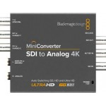کانورتور بلک مجیک Blackmagic Design Mini Converter SDI to Analog 4K