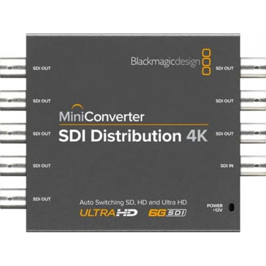کانورتور بلک مجیک Blackmagic Design Mini Converter SDI Distribution 4K