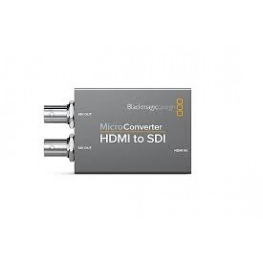 میکرو کانورتر Blackmagic Micro converter HDMI to SDI