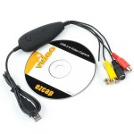 کارت کپچر EZCAP 172 USB 2.0 Video Grabber