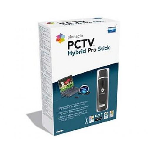 گیرنده دیجیتال+آنالوگ Pinnacle PCTV Hybrid Pro Stick