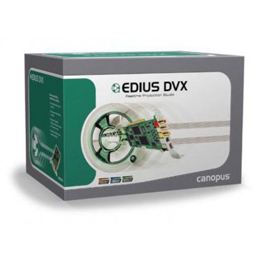 کارت تدوین Canopus EDIUS DVX