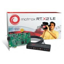 کارت تدوین Matrox RT.X2 LE